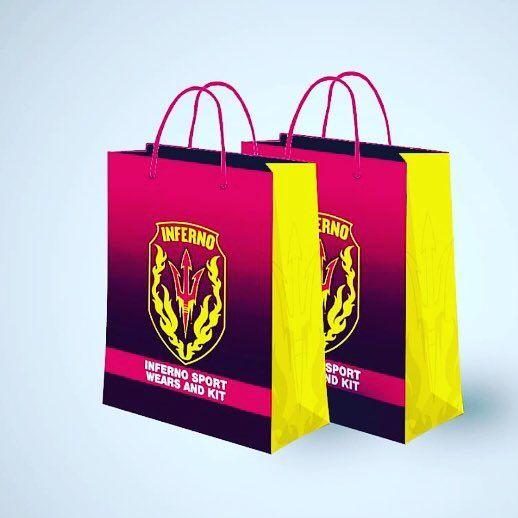 Custom Paper Bag Design & Best Quality Print in Lagos
