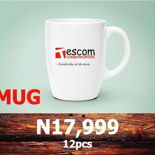 Customized Mugs Print & Design in Lagos