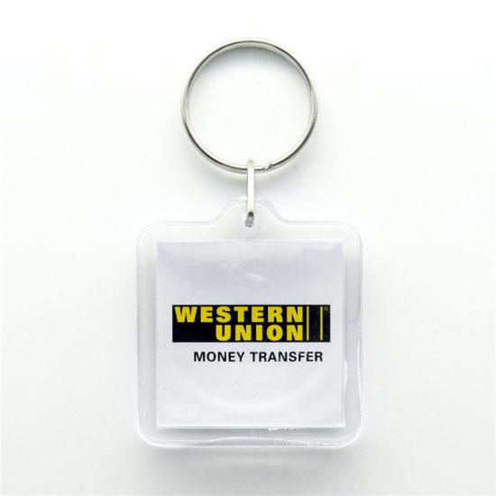 Customized Metal Key Holders Printing