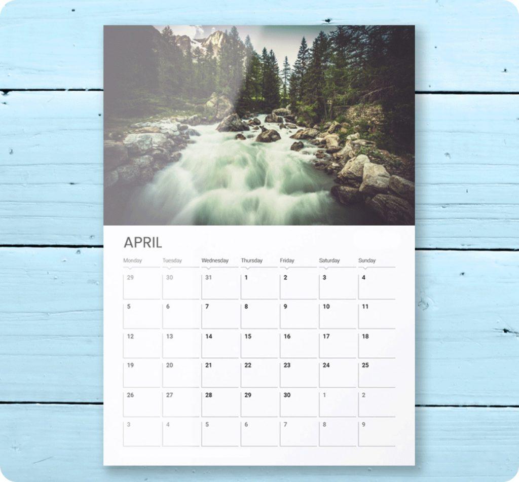 Calendar Design & Best Quality Print in Lagos
