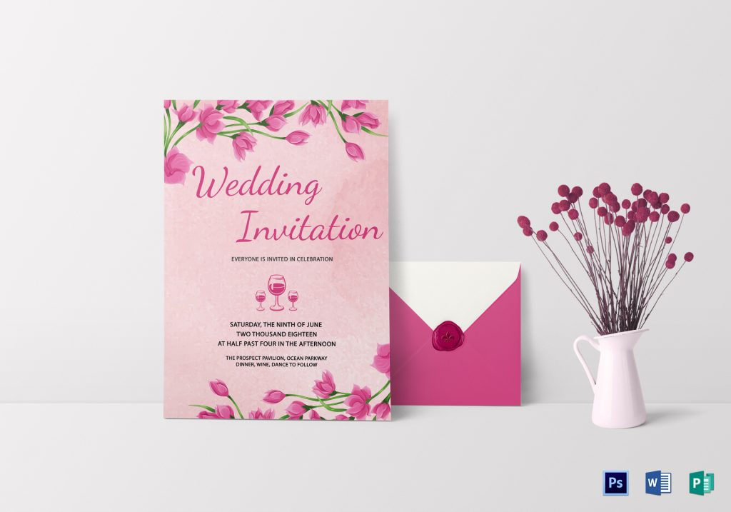 Invitation cards and office stationary design and printing
